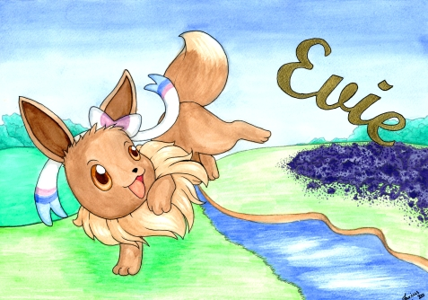 056 - An Eevee for Evie