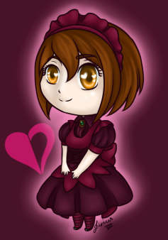 091 - Maid of Heart