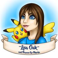 Lisa Oak and Princess