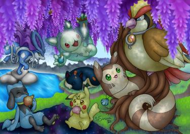 My Pokemon lovelies~