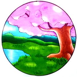 222 - Sakura Pond