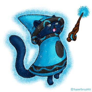 238 - Crayon Cat