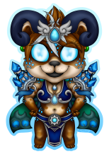 I've been feeling extra crap, so I doodled my panda as a blue dragon <3 Xuragosa, is a dragon mod of Glittermoon~